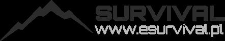 survival, szkołą przetrwania logo esurvival.pl wszystko co musisz wiedzieć by przetrwać w dziczy