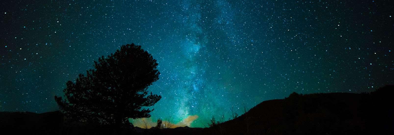 Północ – południe i gwiazdy