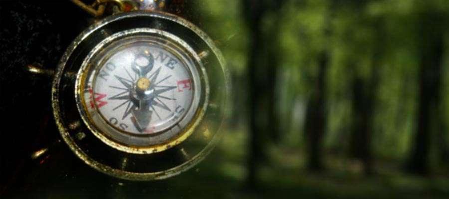 Prowizoryczny kompas